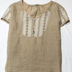 Camisa Fil BEIX XXLBEIX1