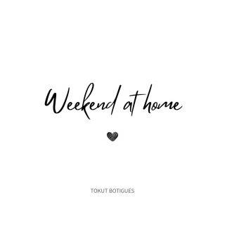 Este fin de semana nos toca quedarnos en casa,es una prioridad necesaria. Cuidaros mucho❣️ . . #mensajes #mensajedeldia #escritos #inspiracion #tokutquotes #thoughts #takeyourtime #igersmataro #igersvilafranca #igersvic #igersterrassa